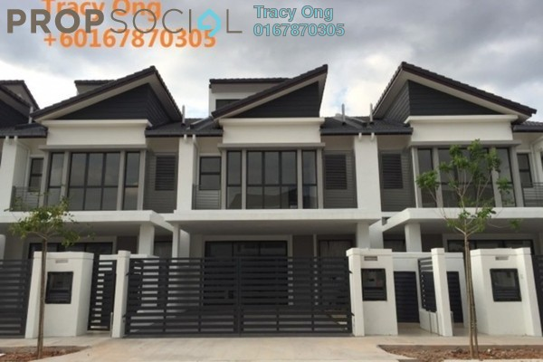 For Sale Terrace at Glenmarie Cove, Port Klang Freehold Unfurnished 4R/3B 685k