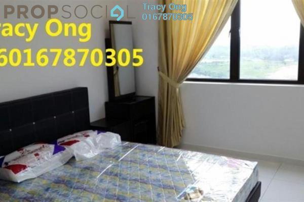 For Rent Serviced Residence at Sky Suites @ Meldrum Hills, Johor Bahru Freehold Semi Furnished 4R/3B 1.6k