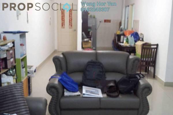 For Sale Condominium at Kinrara Mas, Bukit Jalil Freehold Fully Furnished 3R/2B 480k