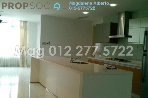 For Sale Condominium at U-Thant Residence, Ampang Hilir Freehold Semi Furnished 5R/5B 3.7m