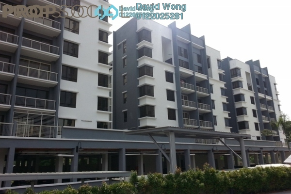 For Sale Condominium at Villa Laman Tasik, Bandar Sri Permaisuri Leasehold Semi Furnished 3R/2B 670k