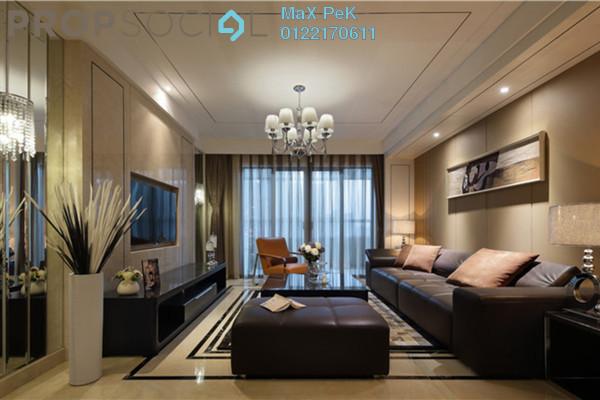 For Sale Condominium at Kiara Plaza, Semenyih Freehold Unfurnished 3R/2B 273k