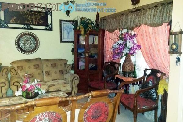 For Sale Terrace at Taman Pelangi Semenyih, Semenyih Freehold Semi Furnished 4R/3B 420k