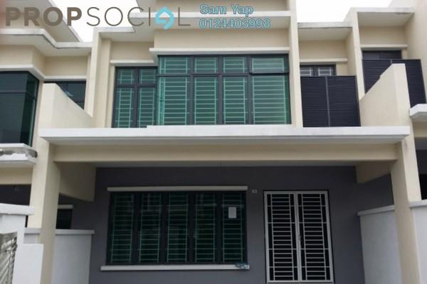 For Sale Terrace at Mahkota Walk, Bandar Mahkota Cheras Freehold Unfurnished 5R/5B 1.1m