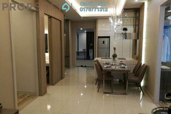 For Sale Condominium at Empire Damansara, Damansara Perdana Freehold Semi Furnished 2R/2B 740k