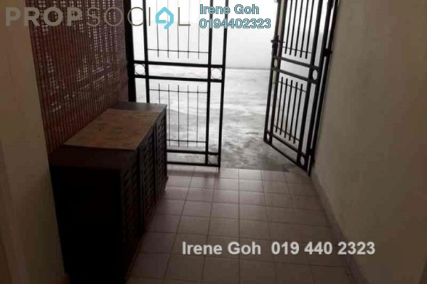 For Rent Condominium at Parkview Towers, Bukit Jambul Freehold Semi Furnished 3R/2B 1.8k
