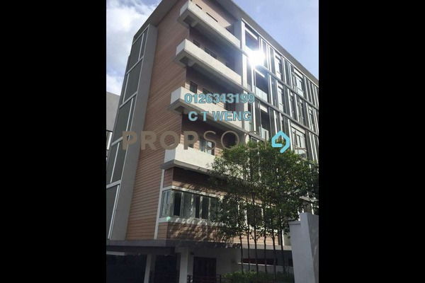 For Rent Condominium at 9 Madge, Ampang Hilir Freehold Semi Furnished 4R/5B 12.5k