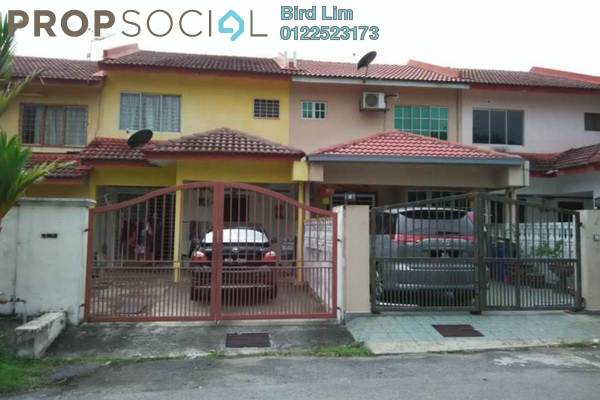 For Sale Terrace at Taman Pinggiran Putra, Bandar Putra Permai Freehold Unfurnished 4R/3B 529k