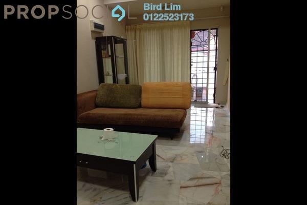 For Sale Terrace at Pandan Mewah, Pandan Indah Freehold Semi Furnished 3R/2B 578k