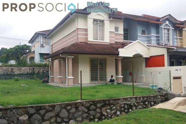 For Sale Terrace at Taman Puncak Jalil, Bandar Putra Permai Freehold Unfurnished 4R/3B 827k