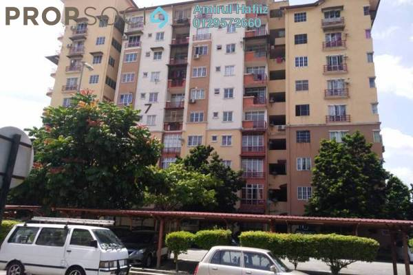 For Sale Apartment at Intana Ria, Kajang Freehold Unfurnished 3R/2B 300k