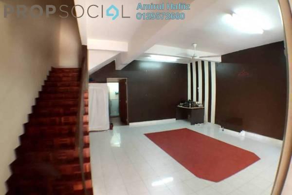 For Sale Terrace at Bangi Perdana, Bandar Baru Bangi Freehold Unfurnished 4R/3B 520k