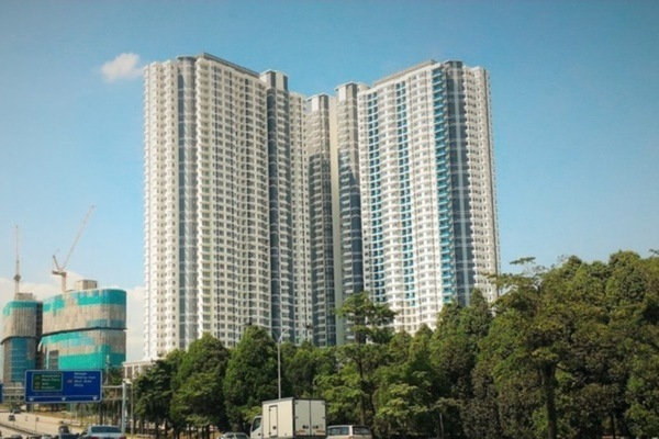 For Rent Serviced Residence at Desa Green Serviced Apartment, Taman Desa Freehold Semi Furnished 3R/2B 2.4k