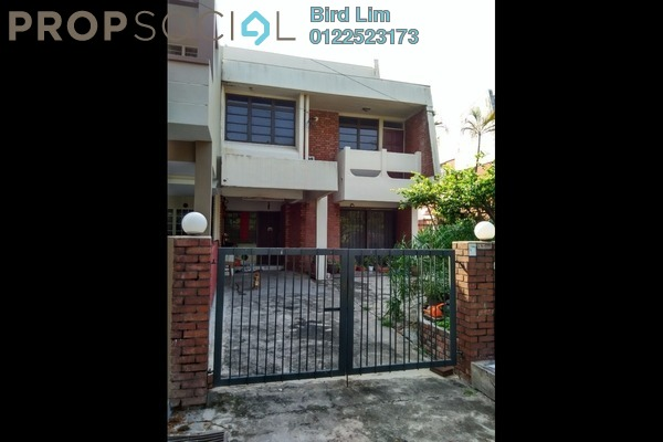 For Sale Terrace at Taman Desa Seputeh, Seputeh Freehold Unfurnished 5R/3B 1.24m