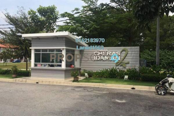 For Sale Terrace at Taman Cheras Idaman, Bandar Sungai Long Freehold Unfurnished 4R/3B 950k