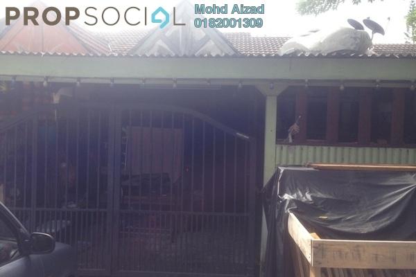 For Sale Terrace at Taman Bukit Saga, Shah Alam Freehold Unfurnished 3R/2B 450k