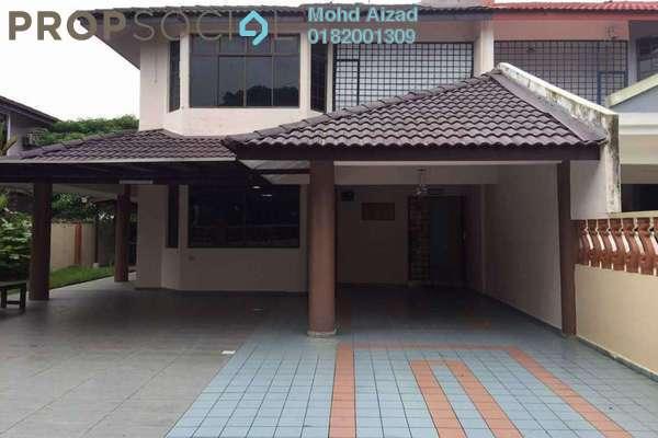 For Sale Semi-Detached at Taman Pelangi, Johor Bahru Freehold Unfurnished 4R/4B 890k