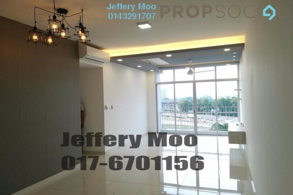 For Sale Condominium at Midfields 2, Sungai Besi Freehold Semi Furnished 3R/2B 570k