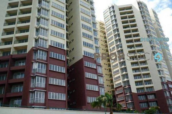 For Rent Condominium at Villa Wangsamas, Wangsa Maju Freehold Fully Furnished 3R/3B 2.3k
