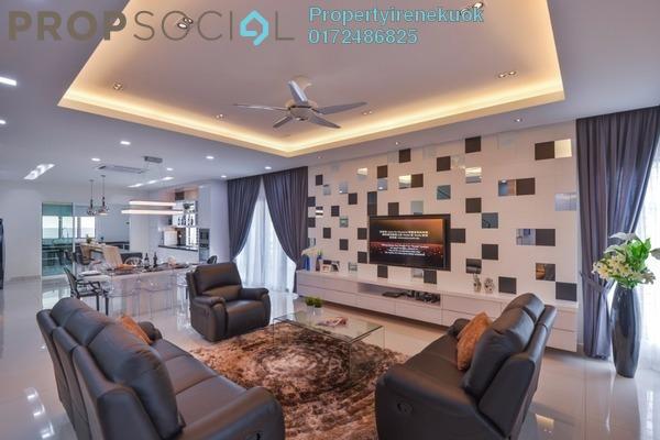 For Sale Condominium at Taman Cempaka, Pandan Indah Freehold Unfurnished 3R/2B 299k