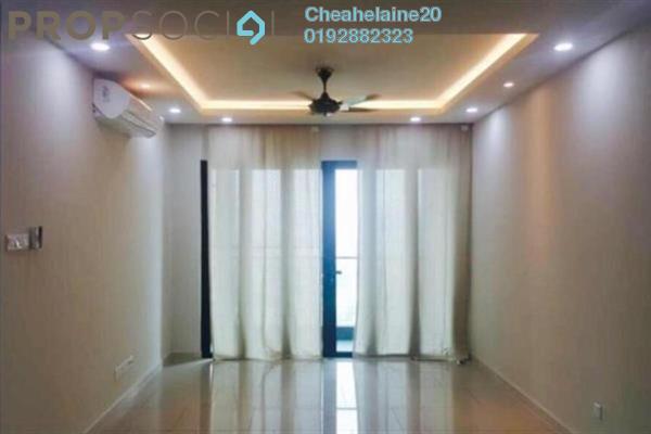 For Rent Condominium at The Reach @ Titiwangsa, Setapak Freehold Semi Furnished 4R/4B 3.2k