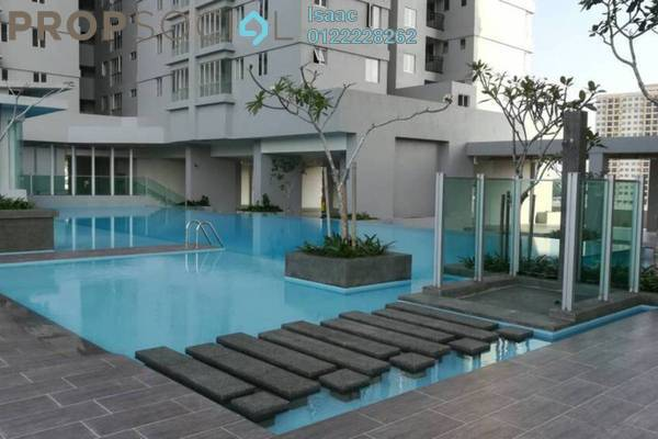 For Sale Condominium at Maxim Residences, Cheras Freehold Semi Furnished 3R/2B 430k
