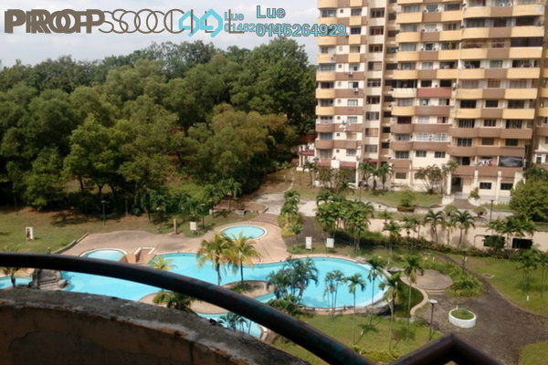 For Sale Condominium at BBK Condominium, Klang Freehold Semi Furnished 3R/2B 259k