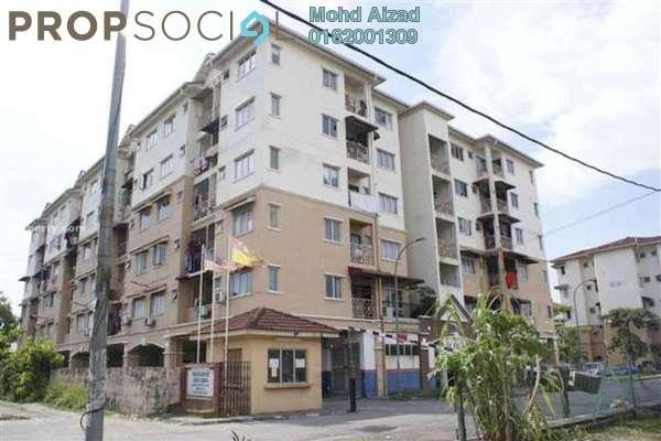 For Sale Apartment at Seri Suria Apartment, Kota Kemuning Leasehold Unfurnished 3R/2B 170k