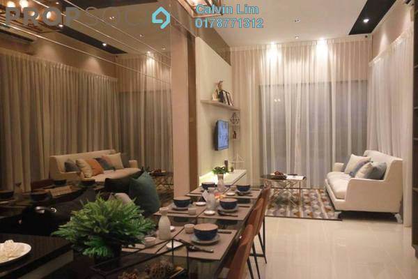 For Sale Condominium at Taman Usahawan, Kepong Freehold Unfurnished 3R/2B 390k