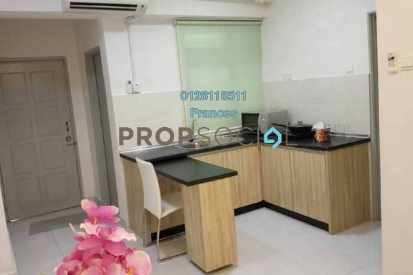 For Rent Serviced Residence at Main Place Residence, UEP Subang Jaya Freehold Fully Furnished 1R/1B 1.4k