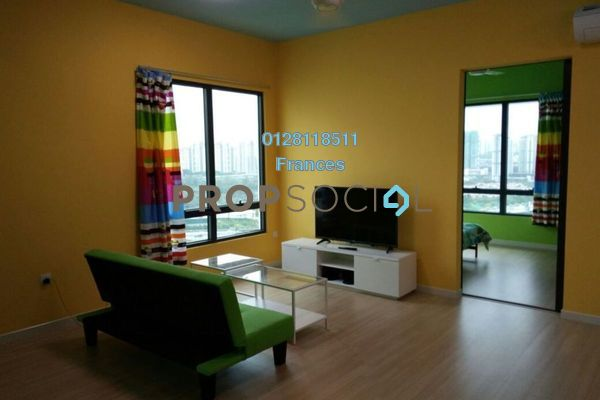 For Sale Condominium at You One, UEP Subang Jaya Freehold Semi Furnished 2R/2B 650k