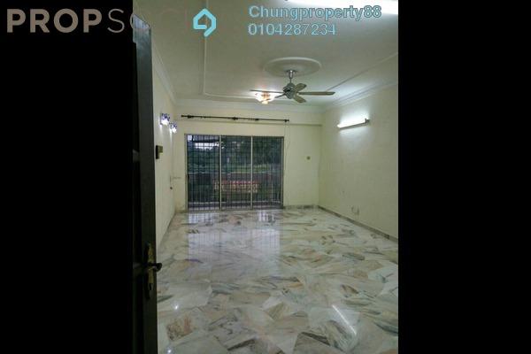 For Sale Apartment at Taman Lembah Maju, Pandan Indah Freehold Semi Furnished 3R/2B 330k