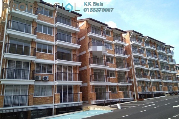 For Sale Apartment at Goodview Heights, Kajang Freehold Unfurnished 3R/2B 285k
