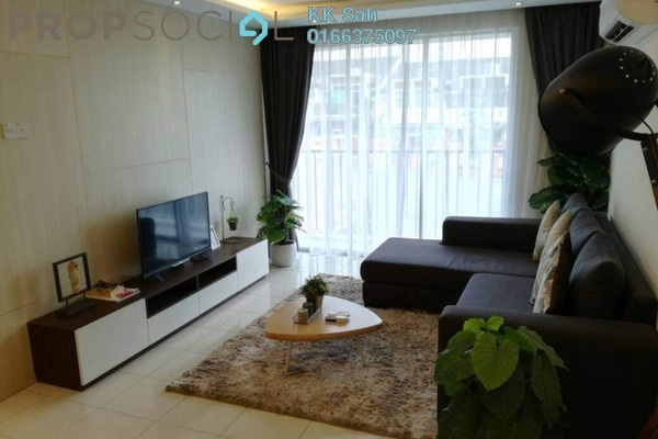 For Sale Apartment at Section 1, Bandar Mahkota Cheras Freehold Unfurnished 3R/2B 288k