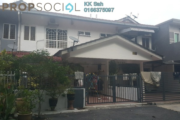 For Rent Link at Section 2, Bandar Mahkota Cheras Freehold Semi Furnished 4R/3B 1k