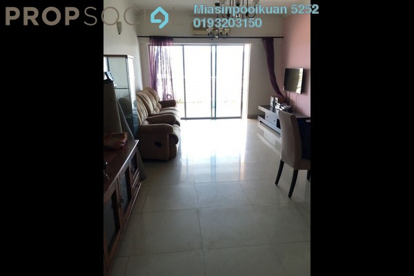 For Sale Apartment at Idaman Putera, Setapak Freehold Semi Furnished 4R/3B 480k