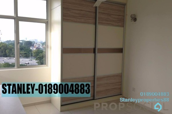 For Sale Condominium at Midfields 2, Sungai Besi Freehold Semi Furnished 3R/2B 640k