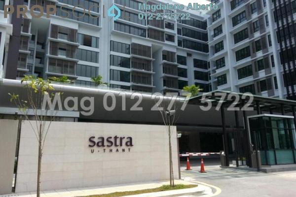 For Sale Condominium at Sastra U-Thant, Ampang Hilir Freehold Semi Furnished 4R/3B 2.4m