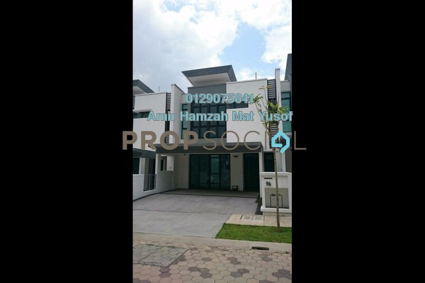 For Sale Terrace at Sunway Montana, Melawati Freehold Unfurnished 5R/5B 2.53m