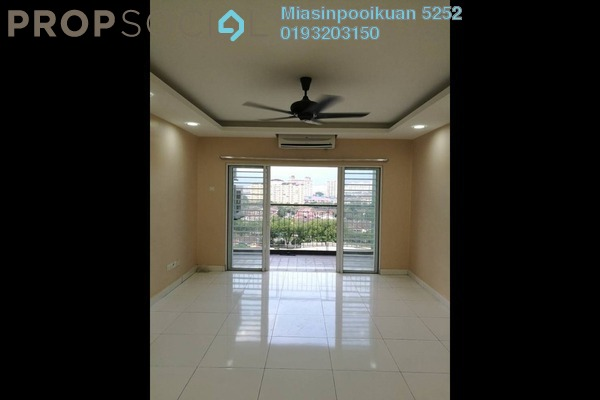 For Rent Condominium at D'Pines, Pandan Indah Freehold Semi Furnished 4R/2B 2.5k