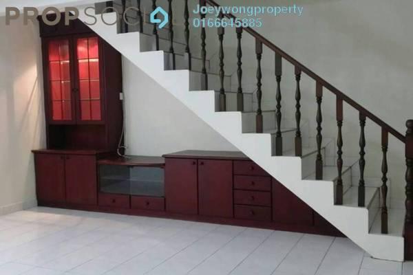 For Rent Terrace at Taman Kinrara, Bandar Kinrara Freehold Semi Furnished 4R/3B 1.7k