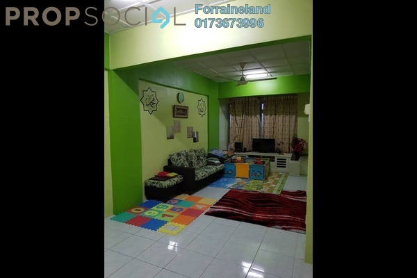 For Rent Condominium at Permai Villa, Puchong Freehold Semi Furnished 3R/2B 1.1k