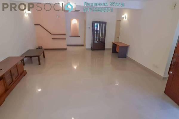 For Rent Terrace at BU12, Bandar Utama Freehold Semi Furnished 4R/3B 2.5k