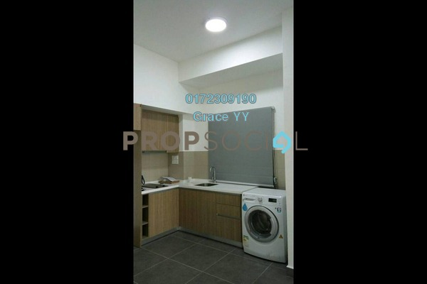 For Rent Condominium at Sentrio Suites, Desa Pandan Freehold Semi Furnished 3R/2B 2.2k