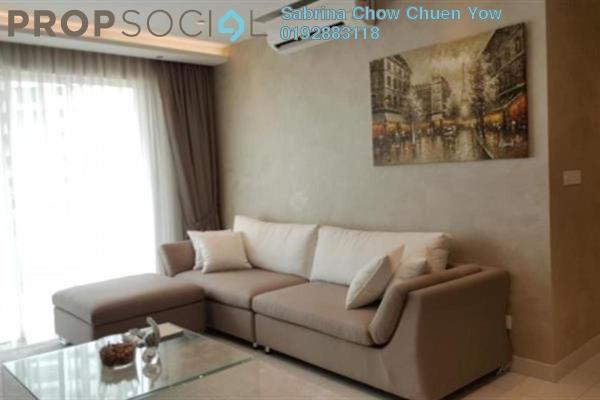 For Rent Condominium at 28 Dutamas, Dutamas Freehold Semi Furnished 3R/3B 3.2k