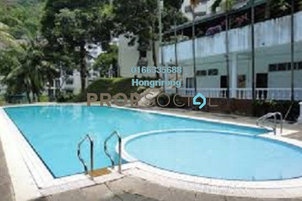 For Rent Condominium at Desa View Towers, Melawati Freehold Unfurnished 4R/2B 1.2k