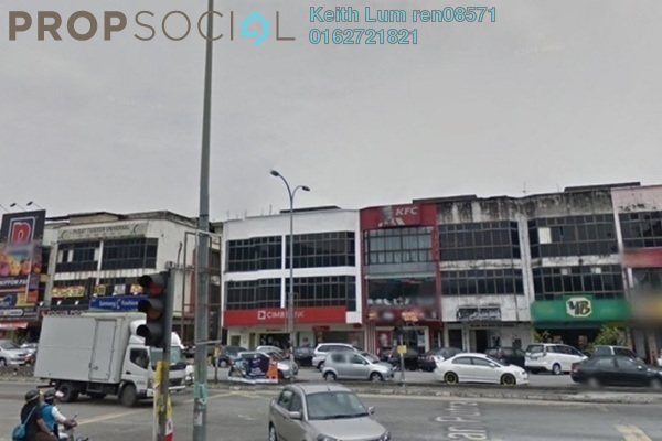 For Rent Shop at Taman Putra, Ampang Freehold Semi Furnished 1R/1B 4k