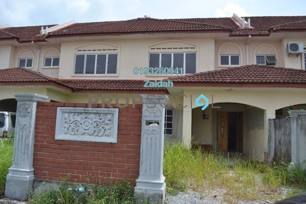 For Sale Terrace at Bandar Seri Ehsan, Banting Leasehold Unfurnished 4R/3B 280k