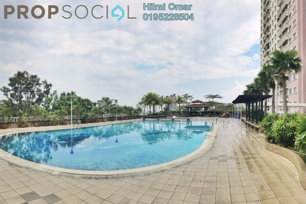 For Sale Condominium at Juta Mines, Seri Kembangan Freehold Semi Furnished 3R/2B 285k