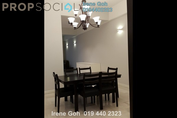 For Rent Apartment at Casabella, Pulau Tikus Freehold Fully Furnished 4R/4B 3.5k